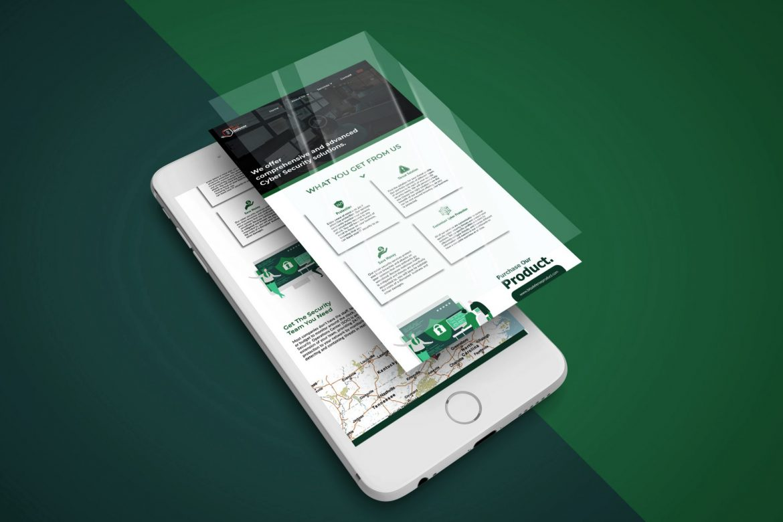 App Screen PSD Mockup Vol.3
